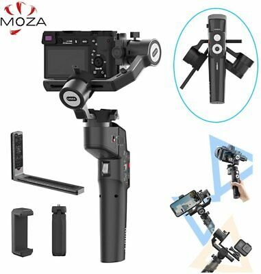 Moza Mini-P 3-axis Gimbal Handheld Stabilizer for Smartphones Action Cameras