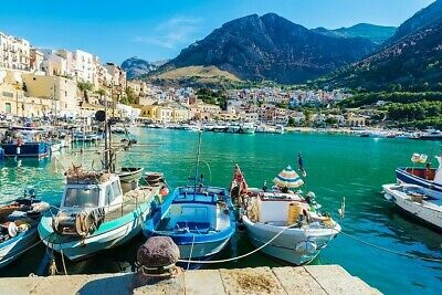 2 rtn flights Gatwick to Sicily (Palermo) with Easyjet - 4th - 13th August 2020