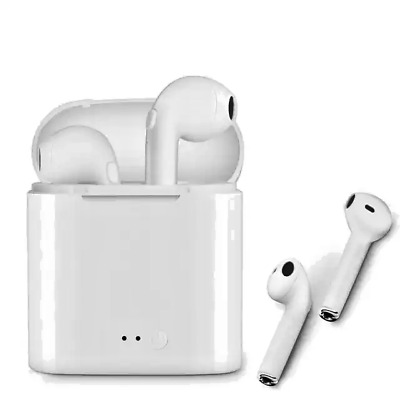 Auricolari Bluetooth Senza Filo Cuffie Wireless Per Apple & Android