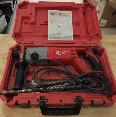 "Milwaukee 1"" SDS-Plus Rotary Hammer Model# 5262-21"