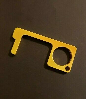 Non Touch Key Door Opener Tool No Touch Hand Held Key Non-Contact