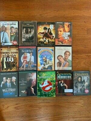 DVD Movies. Take Your Pick. $1.50 a movie!