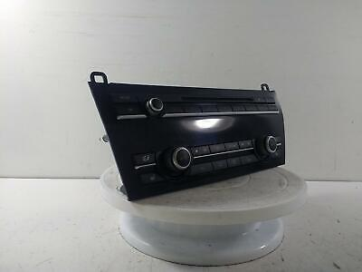 2009 BMW 7 SERIES F01 Diesel Heater Climate Controls 789