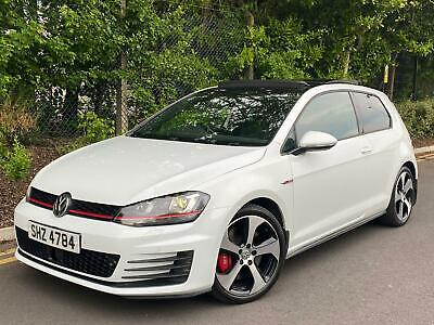 2014 Volkswagen Golf Gti  2.0 DSG AUTOMATIC PERFORMANCE PACK+ PAN ROOF +