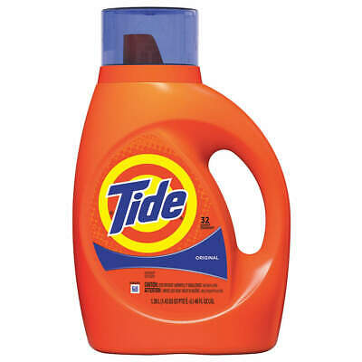 Tide Laundry Detergent, Cleaner Form Liquid, Cleaner Container Type Bottle