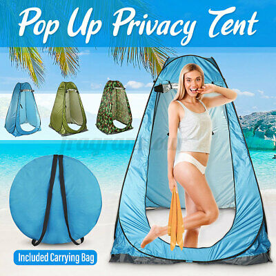 Changing Clothes Room Toilet Shower Fishing Camping Outdoor Portable Pop Up Tent