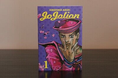 Manga JoJolion Volume 1 in Limited Edition per Lucca Comics and Games 2019