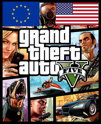 Grand Theft Auto V | GTA 5 PC | FULL Access Account | INSTANT DELIVERY 24/7