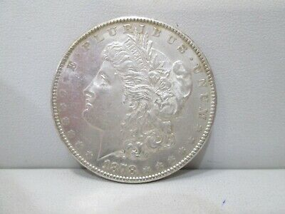 US 1878 S Morgan Silver Dollar UNC *