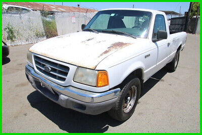 2001 Ford Ranger  2001 Ford Ranger Automatic 6 Cylinder NO RESERVE