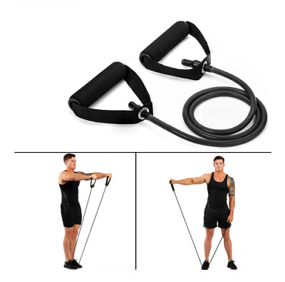 XPRT Fitness Resistance Band Set Home Gym Exercise Tube Bands Training