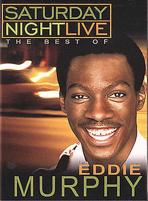 Saturday Night Live - Best of Eddie Murphy (DVD, 2004)