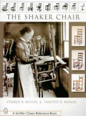 The Shaker Chair Book Antique Furniture