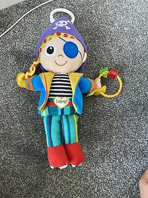 Lamaze Pirate Pram Toy 0-24 Months