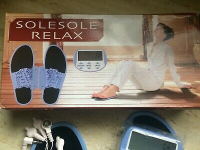 Massage Fussmassage Solesole Relax
