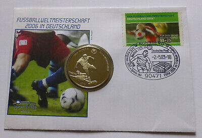 Mongolei / Mongolia 100 Tugrik 2003, 2006 FIFA World Cup in Germany