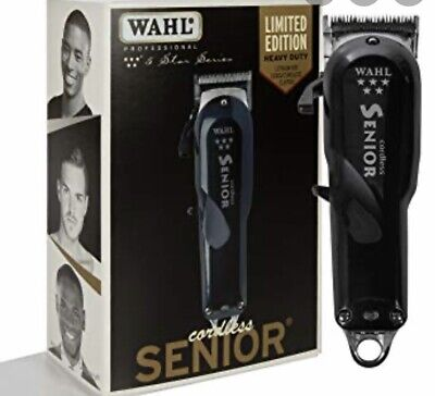 Wahl 8504400 Professional 5-Star Series Cordless Senior Clipper