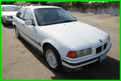 1995 BMW 3-Series 325i 1995 BMW 325i Sedan 5 Speed Manual 6 Cylinder NO RESERVE