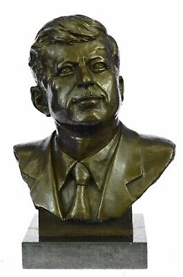 The John F. Kennedy Presidential Library and Museum Bust JFK Presidential Sale