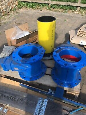 2x Avk Bs5163 Gate Valve And Extra In Pictures
