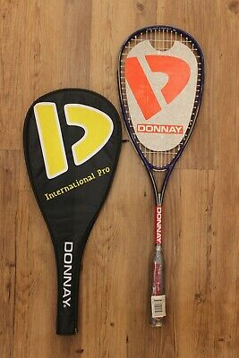 Donnay Squash Racket Tournament SL SQ With Cover Unused