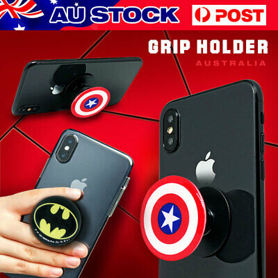 Grip Holder - Grip For Universal Mobile phone expanding holder / Iphone /Samsung