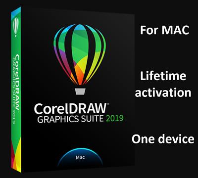 Corel Draw graphics suite 2019 for Mac OS✔️Full Version ✔ Life Time✔️