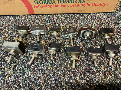 12 Toggle Switches