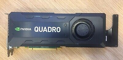 Nvidia Quadro K5200 professional GPU graphics card 8GB nVidia