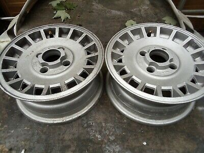 Ford Cortina Ghia Alloy Wheel x 1 Ford cortina Mk4 5