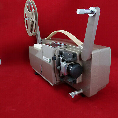 Vintage Prinz Magnon 800ZR Automatic 8mm Movie Projector . Working.