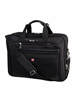 Swiss Gear International Carry-On Size Laptop Bag with Portable Pocket Charger