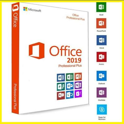 📥 Microsoft Office 2019 Professional Plus ✅ Official Key Code Fast delivery ✔️