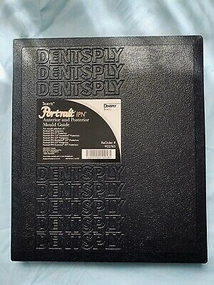 Dentsply Denture Teeth Mould Guide Trubyte Portrait IPN 902745