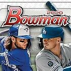 2020 Bowman Paper Base & Prospects You Pick To Complete Your Set!!!