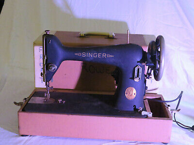 ANTIQUE Singer Sewing Machine - RARE ESTATE FIND - AF467541 -