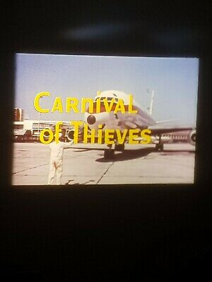 16mm Film Carnival Of Theives 1967 Stephen Boyd