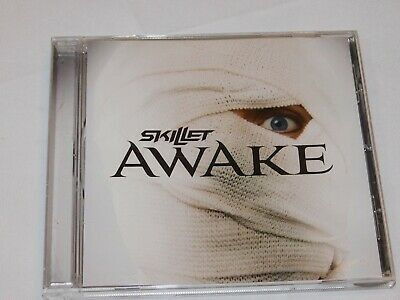 Awake by Skillet, skillet (Christian Rock) (CD, Aug-2009, Atlantic Recording)