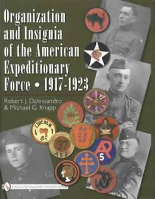 US Military WWI Soldier Uniform - Insignia Unit History