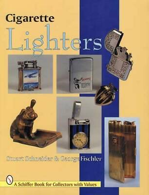 Vintage Cigarette Lighters Collector Reference 500 Shown w/ Zippo Ronson Dunhill