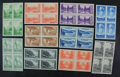 CKStamps: US Stamps Collection Scott#756-765 Unused LH NGAI