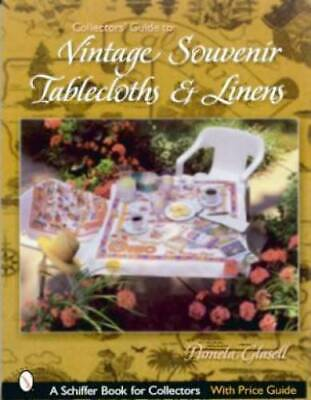 Souvenir Tablecloth Linen Towel ID$ Book