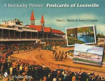 Louisville Kentucky Vintage Postcards Collector Reference incl Early Hand-Tinted