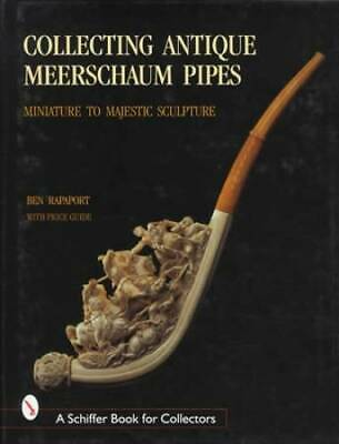 Antique Meerschaum Pipes 1850-1925 Collectors Reference - Vintage Smoking