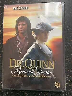Dr. Quinn, Medicine Woman, The Complete Season One, 5 Discs, Brand New