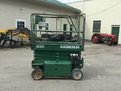 Nice Condor V1883XL Electric Scissor Lift