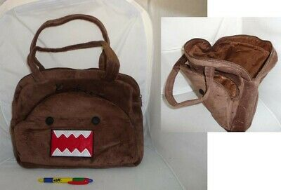 Domo Kun Mascot Japanese Fat Face Bean Bag 34x24cm Cosplay New