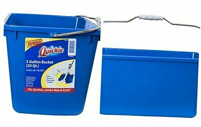 Quickie 20040-4 5-Gallon Bucket and Cleaning Caddy 1