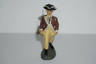 Original Elastolin Massefigur  George Washington Regiment um 1930