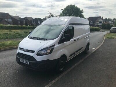 Ford Transit custom 2014 high roof no vat